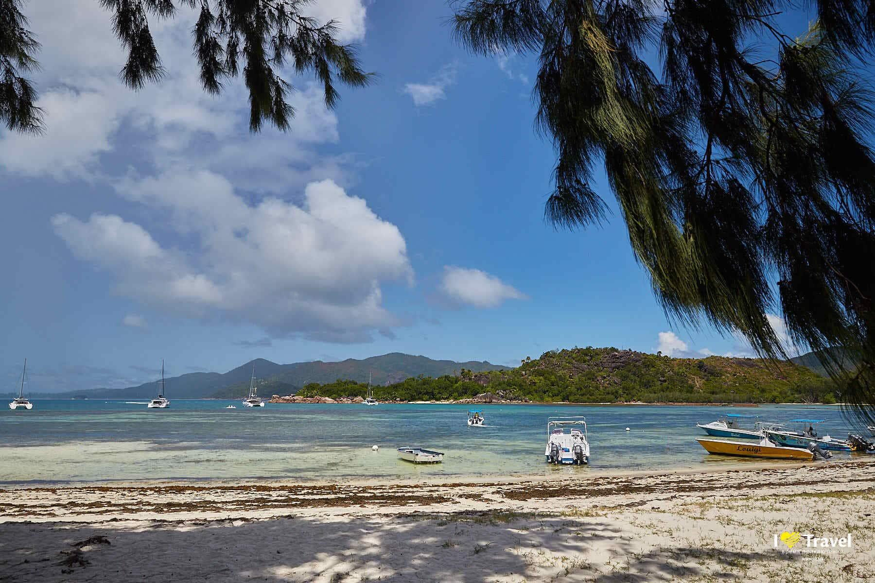 В 2019 году турпоток из РФ на Сейшелы вырос
